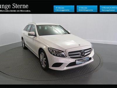 gebraucht Mercedes C180 d T-Modell Avantg.-Line Aut. NP: € 50.200!