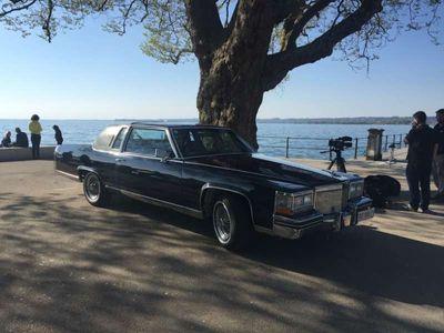 gebraucht Cadillac Fleetwood Brougham Coupe Sportwagen / Coupé
