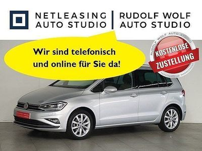 gebraucht VW Golf Sportsvan 1.5 TSI DSG Highline ACC MASSAGE LED/Sitzhzg.
