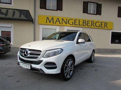 gebraucht Mercedes GLE350 d 4Matic Aut. >Airmatic Luftfederung, Panoramadac