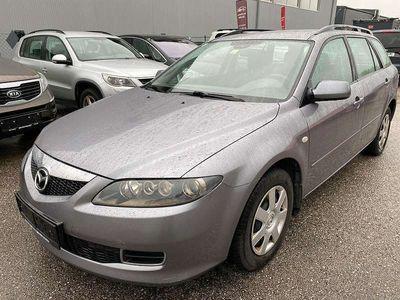 gebraucht Mazda 6 Sport Combi 1,8i TE (Ohne Pickerl) Kombi / Family Van