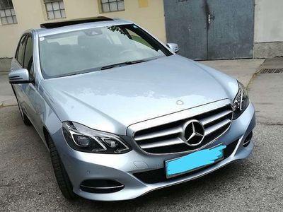 gebraucht Mercedes E250 CDI 4Matic A-Edition Limousine