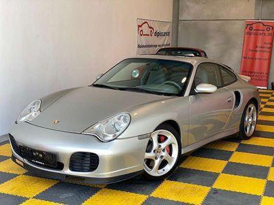 gebraucht Porsche 911 Turbo Mezger makellos Sportwagen / Coupé
