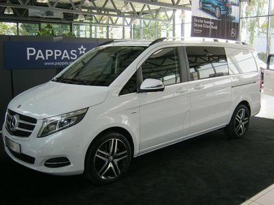 gebraucht Mercedes V250 V-Klassed lang Avantgarde Aut. Kombi / Family Van,