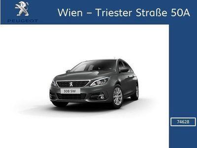 gebraucht Peugeot 308 SW 1,5 BlueHDI 130 Style S&S Kombi / Family Van,