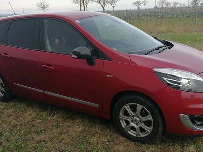 brugt Renault Grand Scénic Energy dCi Bose Edition Kombi / Family Van,