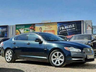 gebraucht Jaguar XF 3,0 Diesel Luxury **Finanzierung*Vollausstattung**
