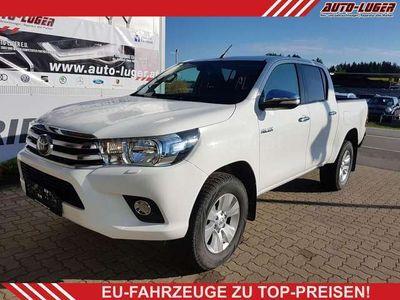 gebraucht Toyota HiLux Active 4x4 2,4 D -4D Aut. 110 kW (150 PS), Aut...