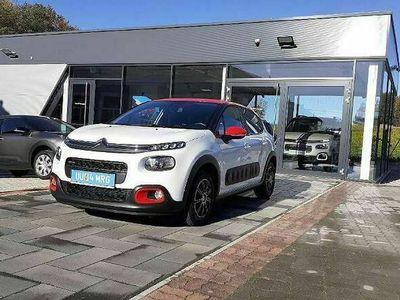gebraucht Citroën C3 PureTech 82 5-Gang FEEL *NAVI* Limousine
