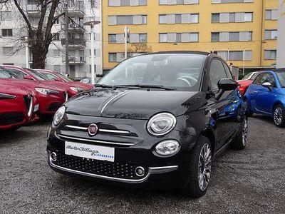 gebraucht Fiat 500C 1,2 Fire 70 Lounge Cabrio / Roadster