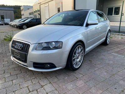 gebraucht Audi A3 Sportback quattro 2,0TDI Finanzierung ohne Anzahlung mo.