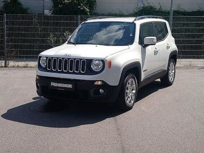 gebraucht Jeep Renegade 1,4 Multiair2 140 Longitude