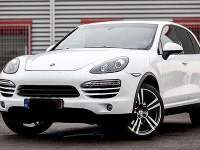 gebraucht Porsche Cayenne 3,00 TDI SUV / Geländewagen,