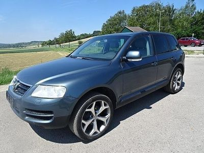 used VW Touareg 3,2 V6 Tiptronic