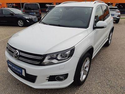 gebraucht VW Tiguan 2,0 TDI BMT 4Motion Sport DSG