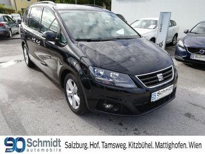 gebraucht Seat Alhambra Executive Plus 2,0 TDI CR 4WD