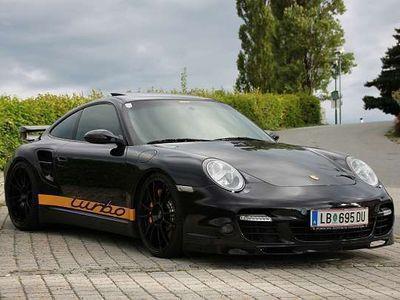 gebraucht Porsche 911 911/997/9ff Bi- Turbo Coupè Aero Kit Sportwagen / Coupé