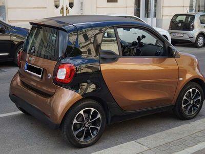 gebraucht Smart ForTwo Coupé Passion Automatic Klein-/ Kompaktwagen