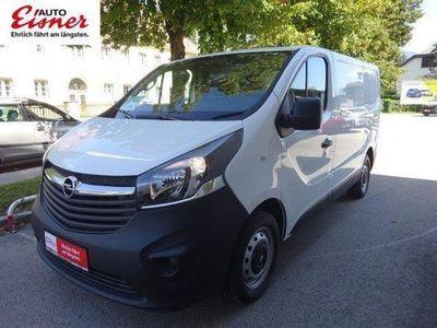 gebraucht Opel Vivaro KW Ed L1H1