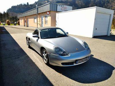 gebraucht Porsche Boxster 2.5l Cabrio / Roadster