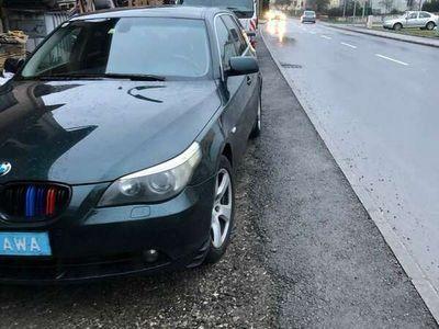 gebraucht BMW 530 5er-Reihe Kombi Diesel (E61) Touring Aut.
