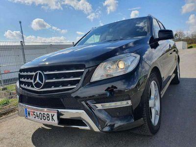 gebraucht Mercedes ML350 CDi, VOLLAUSTATTUNG, TOP ZUSTAND,EURO-6!*