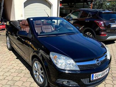 gebraucht Opel Astra Cabriolet Twin Top Cosmo 1,6 / Roadster