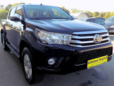 gebraucht Toyota HiLux Double Cab Duty 4x4