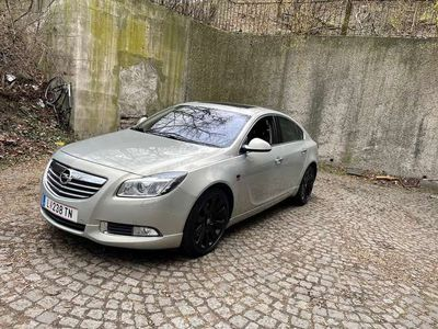 gebraucht Opel Insignia 2.8 opc line 4+4