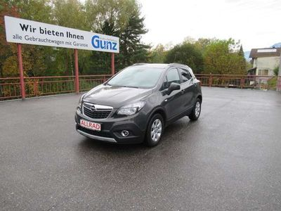 gebraucht Opel Mokka X 1,6 CDTI Innovation Start/Stop System