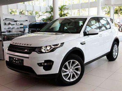 gebraucht Land Rover Discovery Sport D150 4WD Aut. SE LP: 60.256.-- SUV / Geländewagen