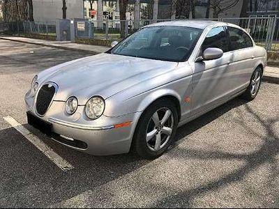 gebraucht Jaguar S-Type 2,7 Diesel Limousine,