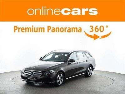 gebraucht Mercedes E200 T Avantgarde Aut. LED HEAD-UP RADAR NAVI ASSISTE