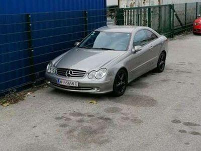 gebraucht Mercedes CLK270 Avantgarde CDI Aut.