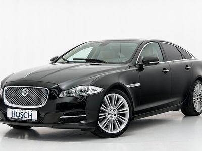 gebraucht Jaguar XJ Portfolio 3.0 V6 Diesel Aut. LP: 107.220,-€ Limousine