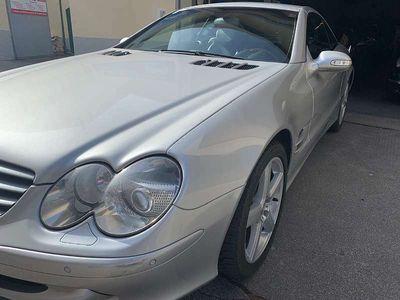 gebraucht Mercedes SL500 SL-KlasseRoadster Aut. TOPZUSTAND Cabrio / Roadster