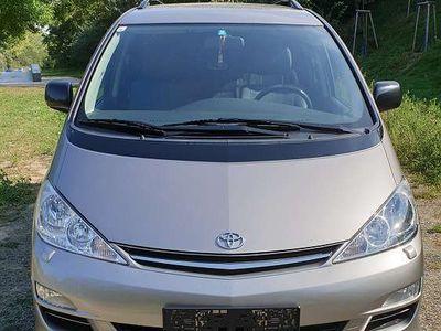 gebraucht Toyota Previa 2.0 4-D4 *Super Zustand* Neu Pickerl Kombi / Family Van