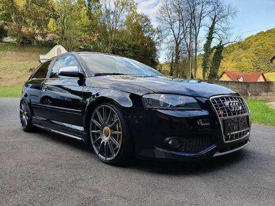 gebraucht Audi A3 S3 2.0 quattro Sportwagen / Coupé