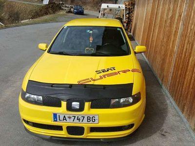 gebraucht Seat Leon 4 1,9 TDI PD Cupra