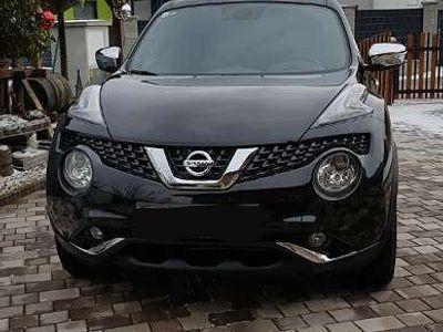 gebraucht Nissan Juke Euro6 N-Connecta 1,2 DIG-T SUV / Geländewagen,