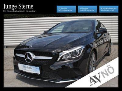 gebraucht Mercedes CLA180 Shooting Brake d Urban LED Navi Kamera Key