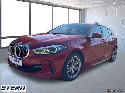 gebraucht BMW 118 i M Sport Abstandstemp Blackline