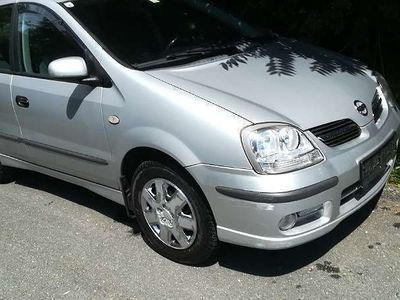 gebraucht Nissan Almera Tino 2,2 16V dCi acenta Kombi / Family Van