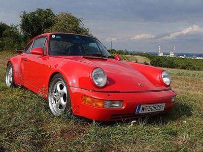 gebraucht Porsche 911 3,3l Turbo Sportwagen / Coupé