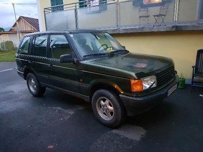 gebraucht Land Rover Range Rover 2,5td SUV / Geländewagen,