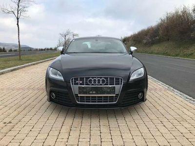 gebraucht Audi TTS Coupé 2,0 T FSI quattro S-tronic