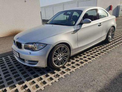 gebraucht BMW 123 Coupé 1er-Reihe Coupe D Sportwagen /