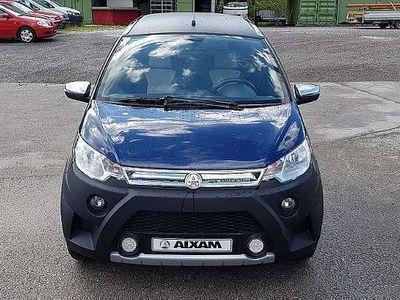 gebraucht Aixam Crossline Premium Mopedauto