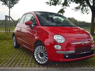 gebraucht Fiat 500C 500 Cabrio 1,2 Lounge