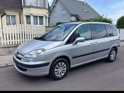 gebraucht Peugeot 807 hdi 2.2 7 sitzer Kombi / Family Van